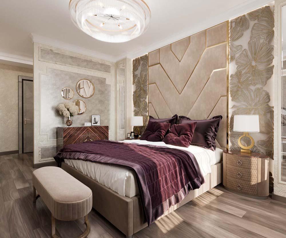 Лучшие идеи оформления интерьера вашей спальни
