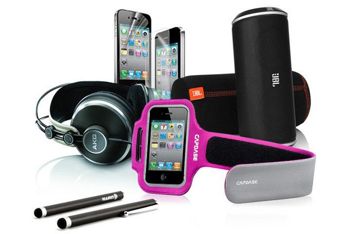 Аксессуары для сотовых телефонов